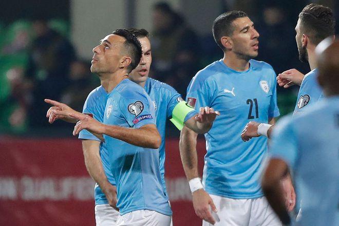 世预赛-扎哈维又破门!以色列4-1逆转10人摩尔多瓦