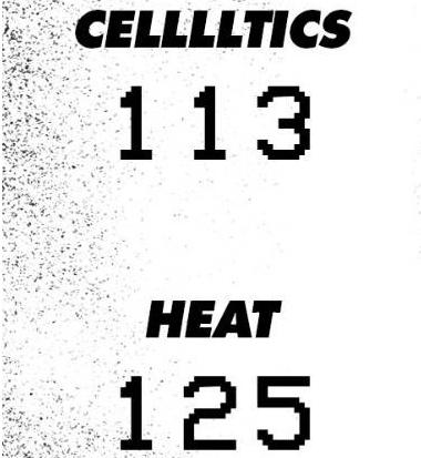 今日NBA赛况:热火125-113凯尔特人,总比分4-2晋级总决赛