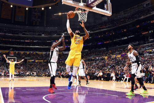 竞彩篮球分析推荐:NBA湖人vs开拓者免费直播前瞻