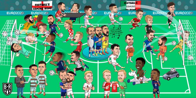 欧洲杯总结:30个日日夜夜,我们见证了什么?