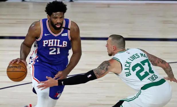 NBA季后赛直播:凯尔特人vs76人视频直播
