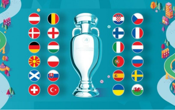 2020欧洲杯赛程公布,2020欧洲杯赛程时间表一览