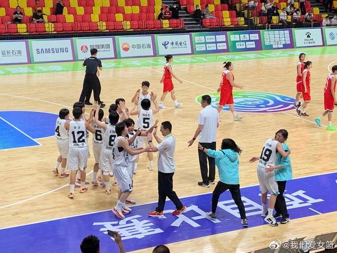 女篮U19-江苏73-48湖南夺冠 全运场均净胜26.6分