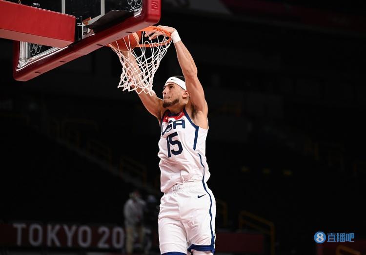 【篮球晚报】布克承认感染新冠 欧文预计会出席媒体日