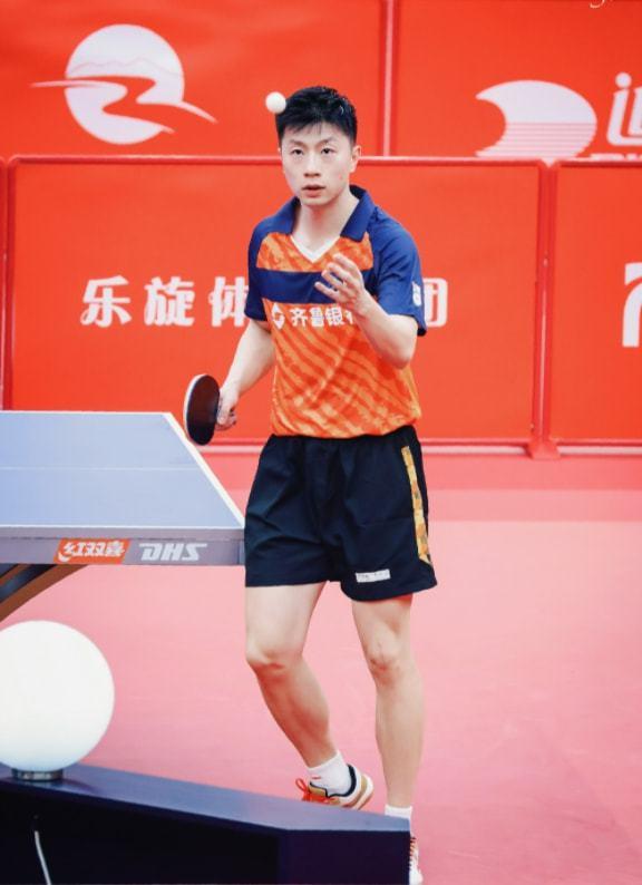乒超马龙两分王楚钦力克樊振东 山东鲁能3-0两连胜